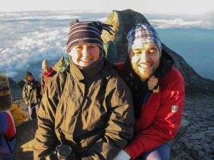 Mount Kinabalu - geschafft
