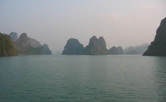 Inselwelt der Halong Bay