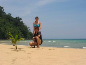 Juara Beach, Tioman Island, Malaysia