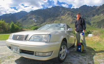 Mietwagen in Neuseeland