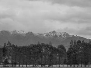 Wintereinbruch in Neuseeland