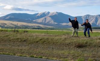 Neuseeland - Jump - Jump