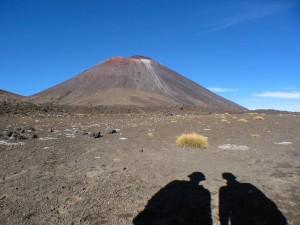 Tongariro Crossing Mt. Ngauruhoe