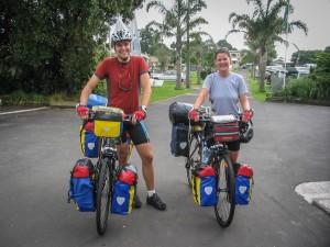 Räder in Neuseeland