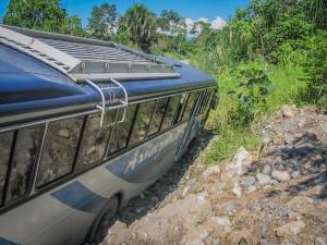 Auf Abwegen in Ecuador