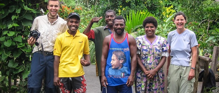 Kelson und seine Familie