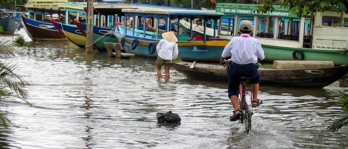 Hochwasser in Hoi An
