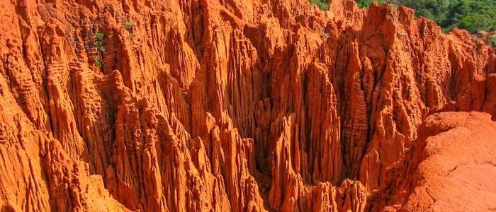 """Der kleine """"Grand Canyon"""" von Mui Ne"""
