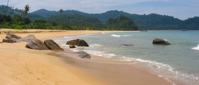 Juara Beach auf Tioman