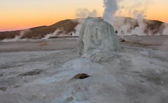 Parque Geotérmico Geyser del Tatío
