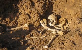 Gräber bei San Juan